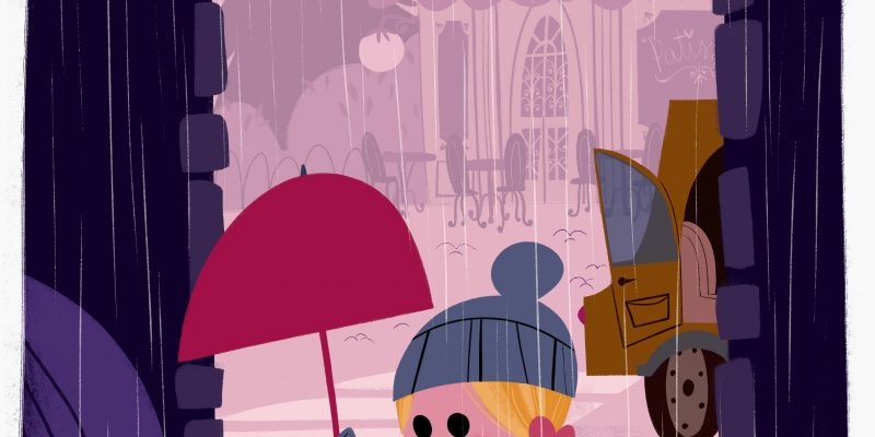 Relato ilustrado Bruno Laura brenlla Jorge de Juan